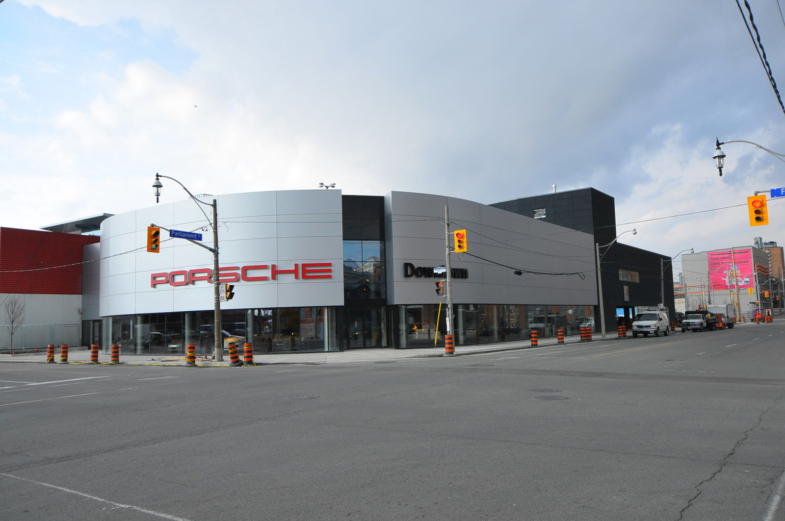Toronto Porsche Northway Construction Co Ltd