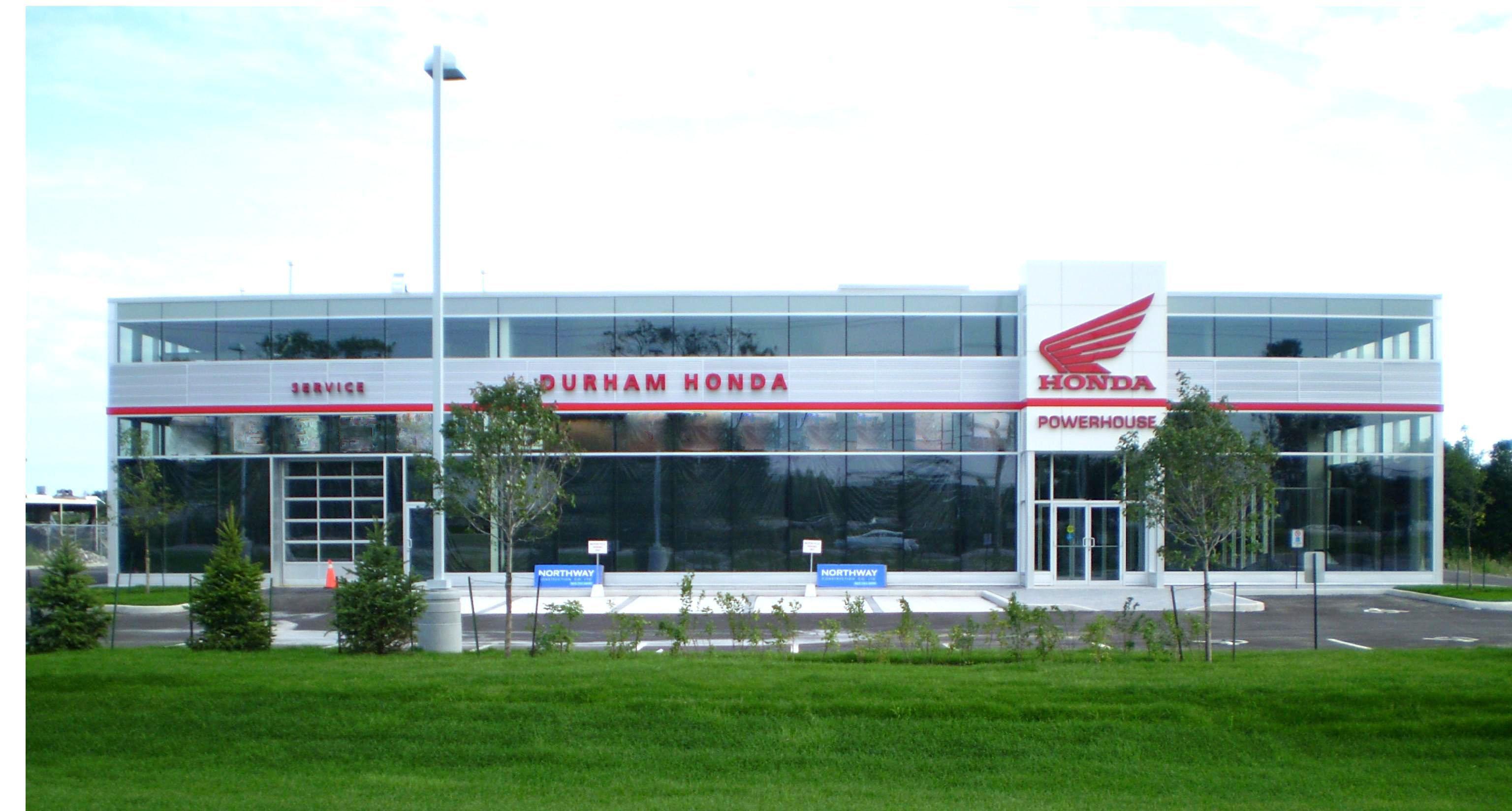 Durham Honda Powerhouse